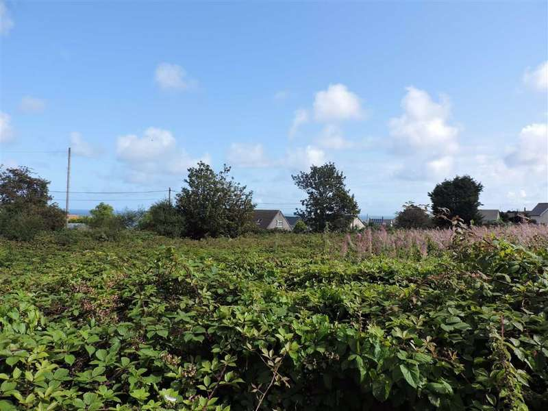 Land Commercial for sale in Vergam Terrace, Fishguard