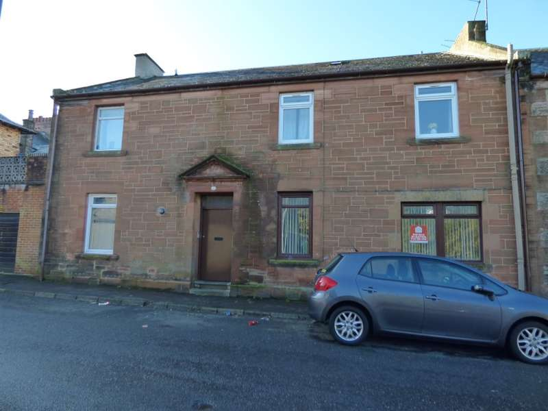 3 Bedrooms Flat for sale in G/1, 3, Nelson Street, Newmilns, East Ayrshire