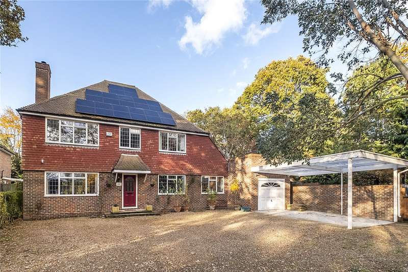 4 Bedrooms House for sale in Coombe Lane West, Kingston upon Thames, KT2