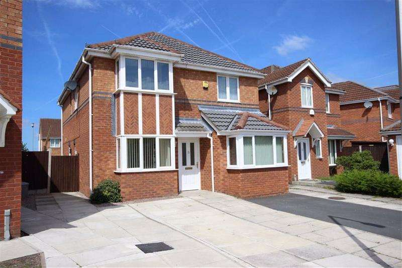 4 Bedrooms Property for sale in Goodwood Drive, Stockport, Cheshire