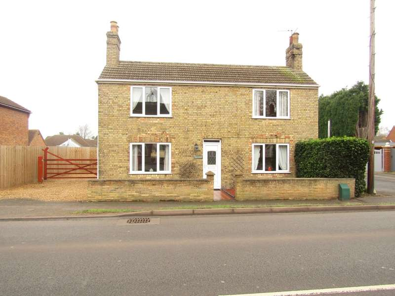 3 Bedrooms House for sale in West End, Whittlesey, PE7