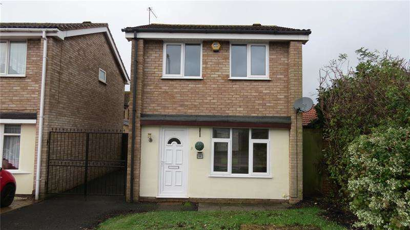 3 Bedrooms Detached House for sale in Clewley Drive, Wolverhampton, WV9