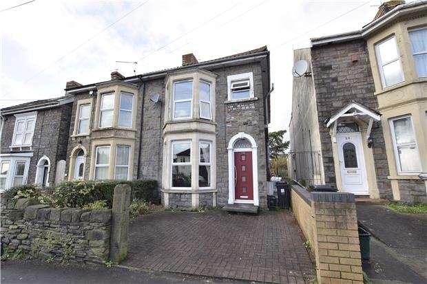 3 Bedrooms Semi Detached House for sale in Lower Hanham Road, Hanham, BS15 8HH