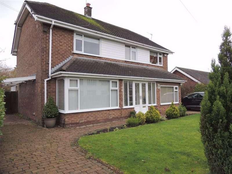 4 Bedrooms Detached House for sale in Marsham Road, Hazel Grove, Stockport