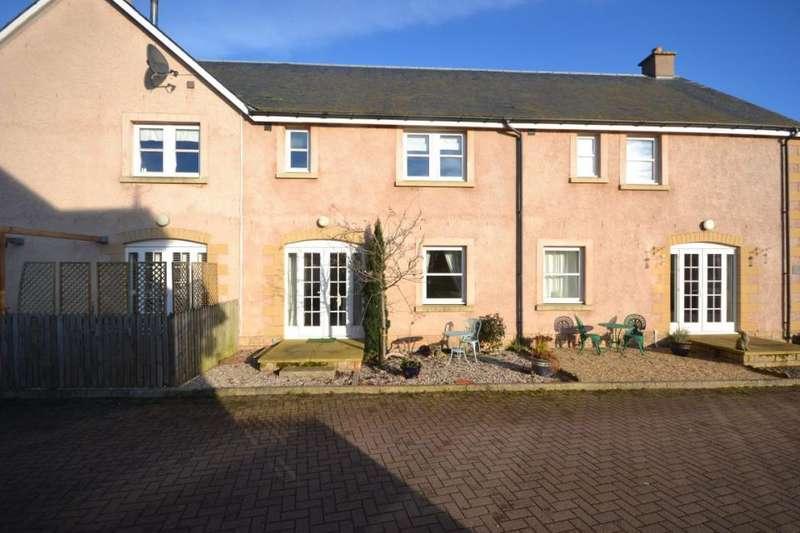2 Bedrooms Terraced House for sale in 1E, West Nisbet Steading Nisbet Jedburgh, TD8 6TE