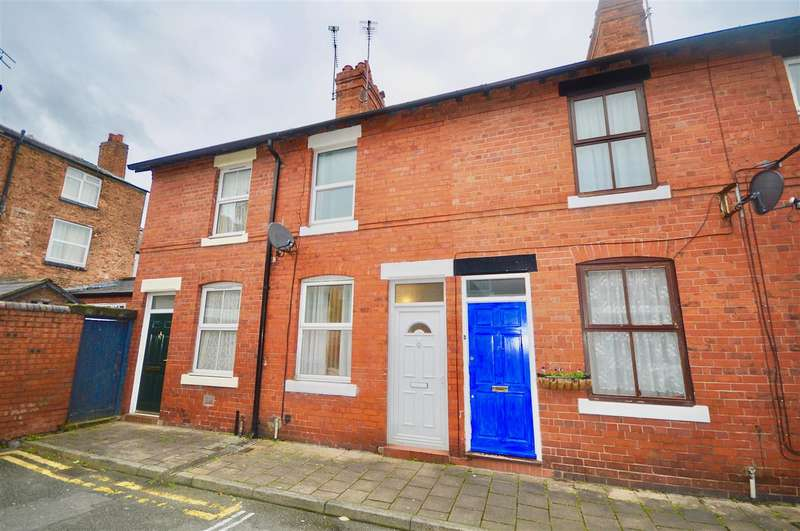 2 Bedrooms Terraced House for sale in Ormonde Street, Chester