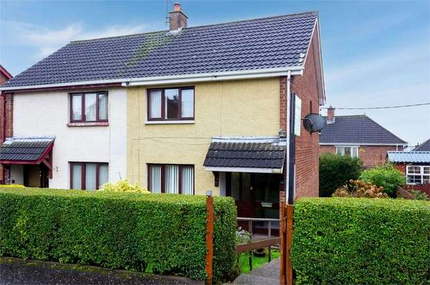 3 Bedrooms Semi Detached House for sale in Ardmore Road, Coalisland, Dungannon, County Tyrone
