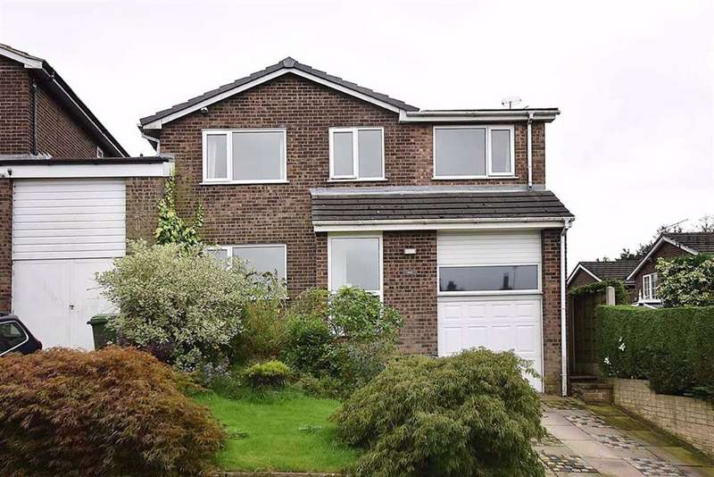 4 Bedrooms Detached House for rent in Millers Meadow, Rainow, Macclesfield