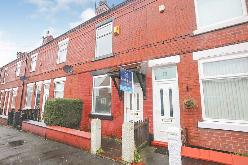 2 Bedrooms House for sale in Broughton Road, Reddish, Stockport, Cheshire, SK5