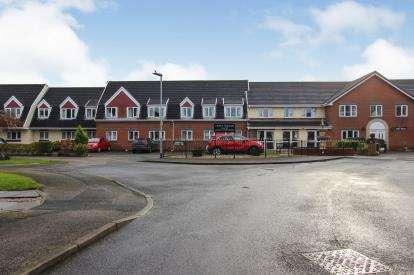 2 Bedrooms Flat for sale in Croft Manor, Mason Close, Preston, Lancashire, PR4