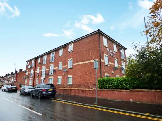 Apartment Flat for sale in Midway House, Manchester, Lancashire, M8 0PW