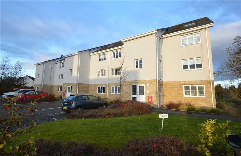 3 Bedrooms Apartment Flat for sale in West Wellhall Wynd, Hamilton