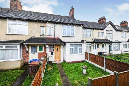 2 Bedrooms Terraced House for sale in London Road, Purfleet, Essex