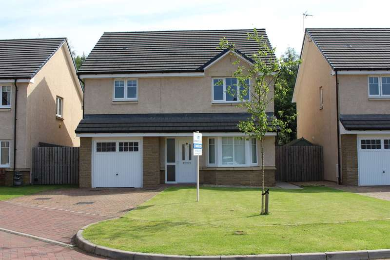 4 Bedrooms Detached House for sale in Glassingall Road, Dunblane, FK15