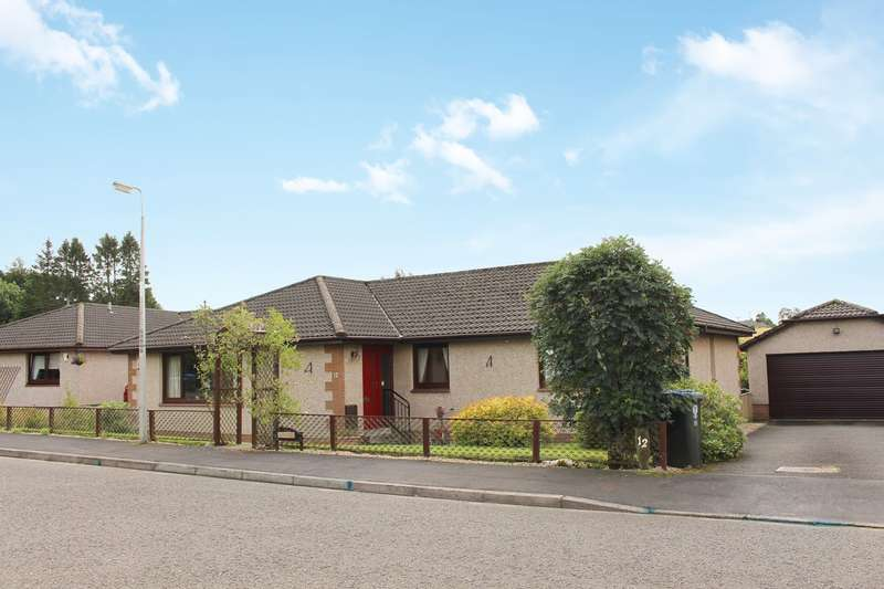 4 Bedrooms Bungalow for sale in Allandale Crescent, Greenloaning, Dunblane, FK15