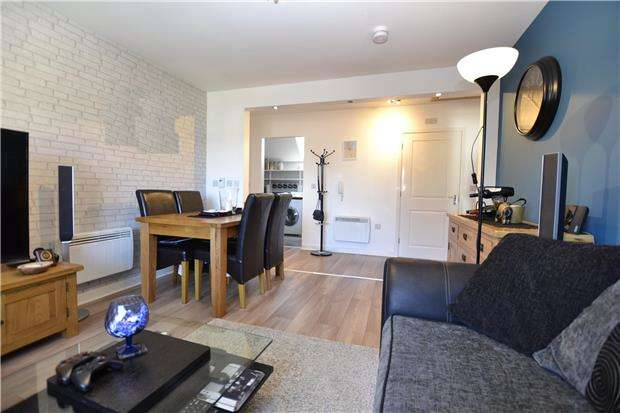 2 Bedrooms Flat for sale in Marissal Road, BRISTOL, BS10 7NH