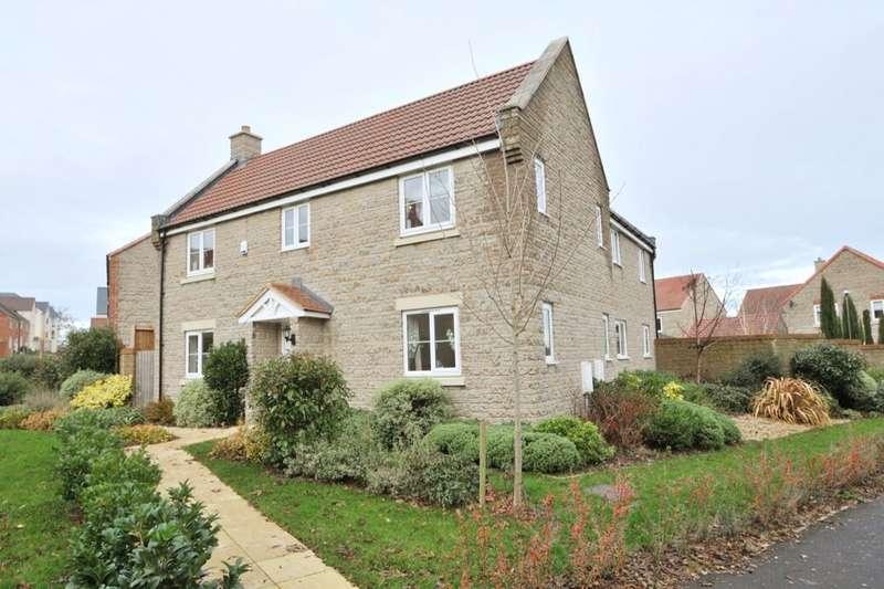 4 Bedrooms Detached House for sale in Primrose Walk, Keynsham, Bristol, BS31