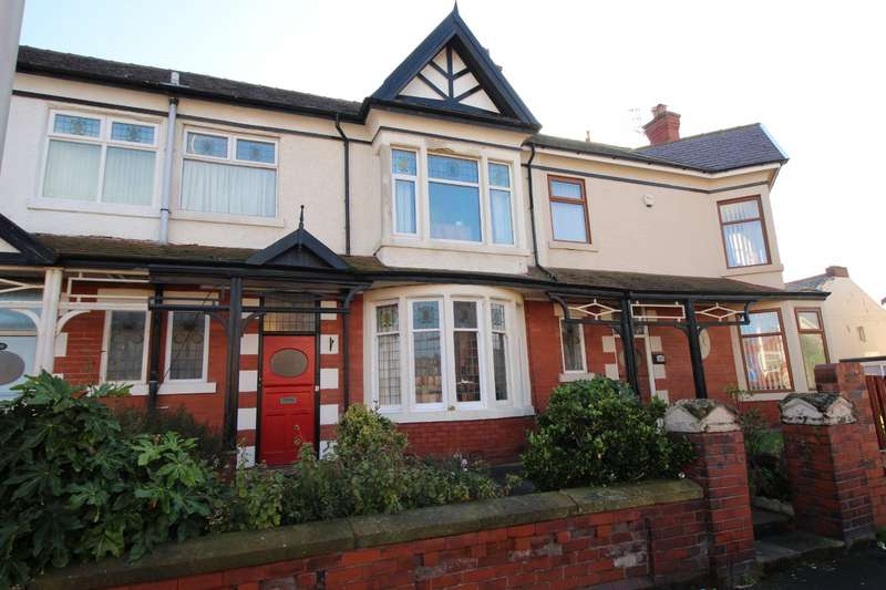 4 Bedrooms House for sale in Watson Road, Blackpool, Lancashire, FY4