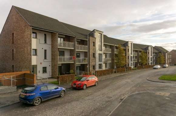 2 Bedrooms Flat for sale in 93 Badgers Lane, Woodbrook, Lisburn