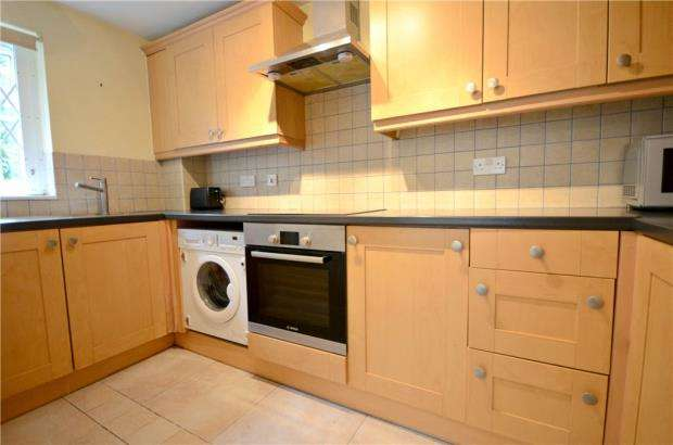 2 Bedrooms Apartment Flat for sale in Avenue Heights, Basingstoke Road, Reading