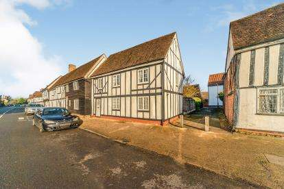 2 Bedrooms End Of Terrace House for sale in Bunyans Mead, Elstow, Bedford, Bedfordshire