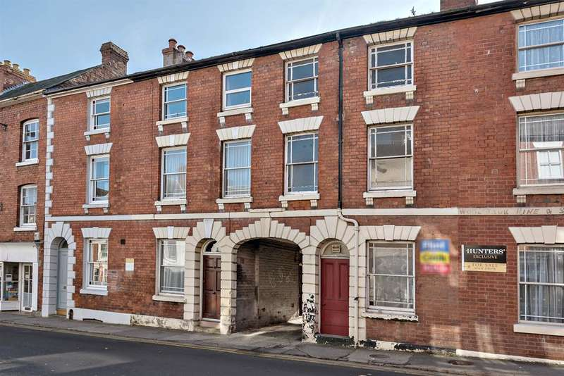 5 Bedrooms Terraced House for sale in 7 St. Nicholas Street, Hereford, HR4 0BG
