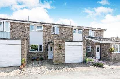 3 Bedrooms Terraced House for sale in Great Cornard, Sudbury, Suffolk
