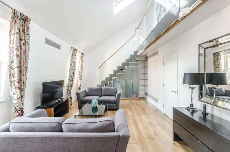 3 Bedrooms Flat for sale in Seymour Street, Portman Estate, W1H