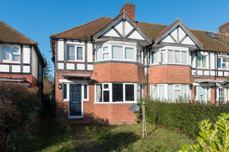 3 Bedrooms End Of Terrace House for sale in Clifton Gardens, Canterbury