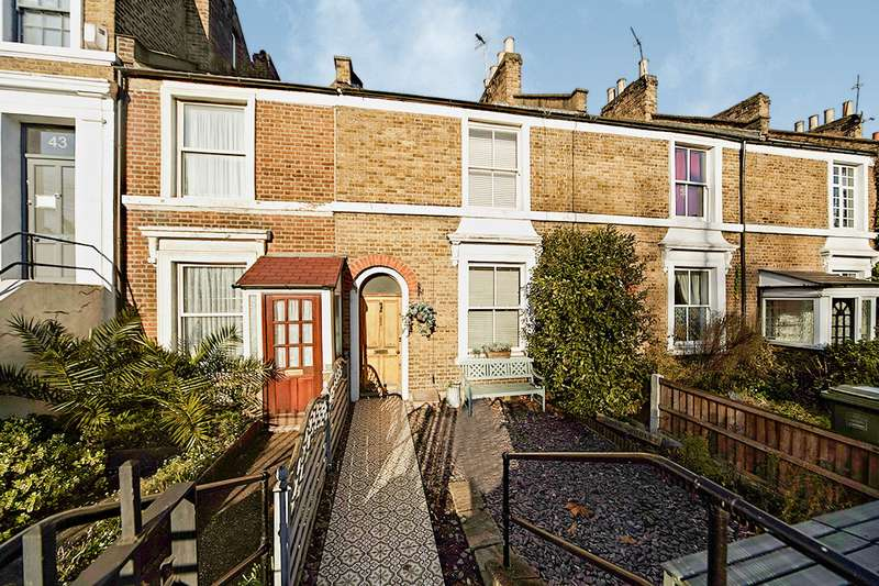2 Bedrooms House for sale in Ladywell Road, London, SE13