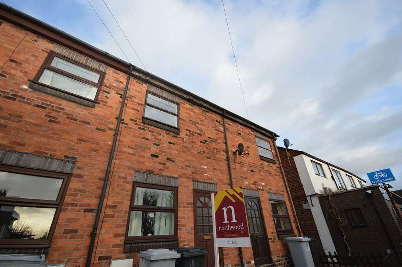 1 Bedroom Flat for rent in Park Lane, Sandbach, Cheshire, CW11 1EN