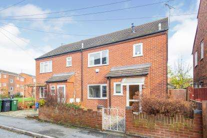 3 Bedrooms Semi Detached House for sale in Selbourne Street, Loughborough, Leicestershire, .