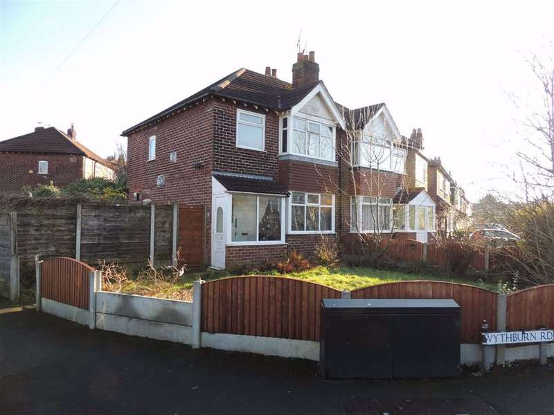 3 Bedrooms Semi Detached House for sale in Wythburn Road, Heaviley, Stockport