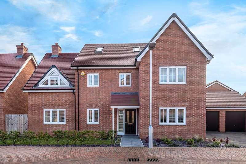 7 Bedrooms Detached House for sale in Darwin Croft, Flitwick, MK45