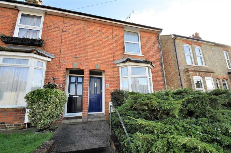 3 Bedrooms Terraced House for sale in Church Road, Willesborough, Ashford, Kent, TN24 0JY