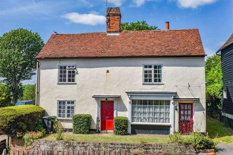 4 Bedrooms Detached House for sale in Church Hill, Finchingfield