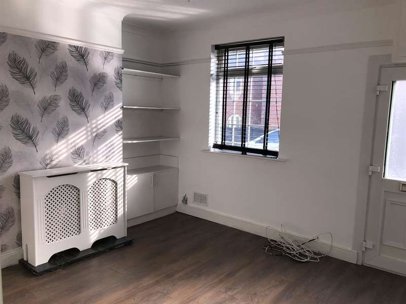 2 Bedrooms Terraced House for rent in Talbot Street, Rugeley, WS15 2EG