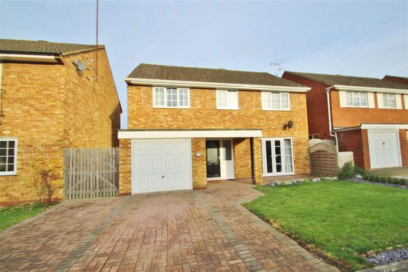 4 Bedrooms Detached House for sale in Beech Close, Buckingham