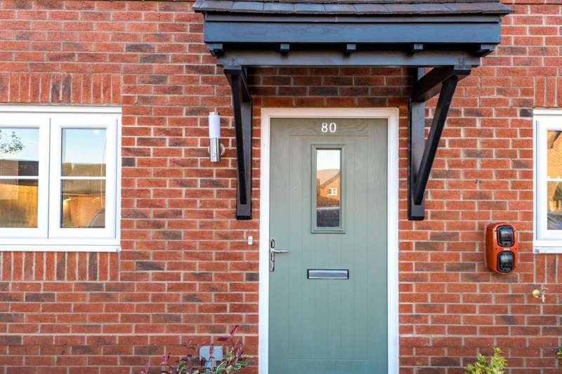 2 Bedrooms Mews House for sale in Alderley Gate, Congleton