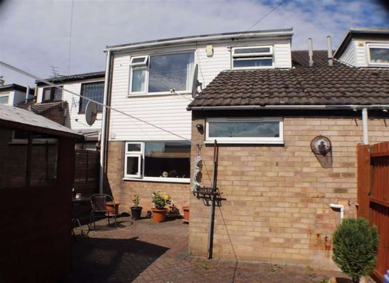 3 Bedrooms Terraced House for sale in Carver Road, Boston