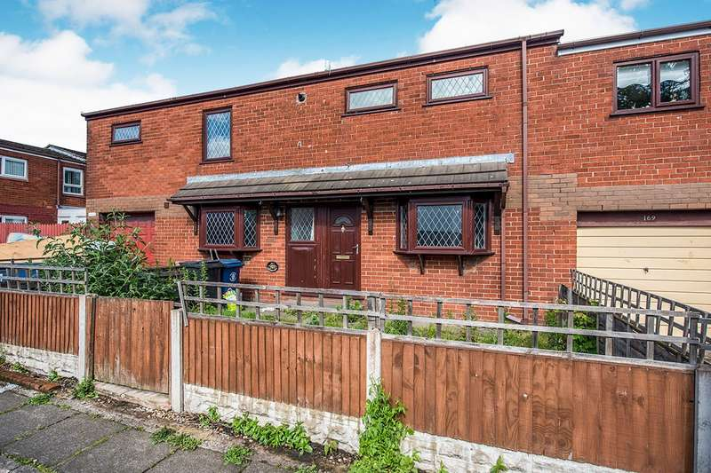 4 Bedrooms House for sale in Cherrycroft, Skelmersdale, Lancashire, WN8