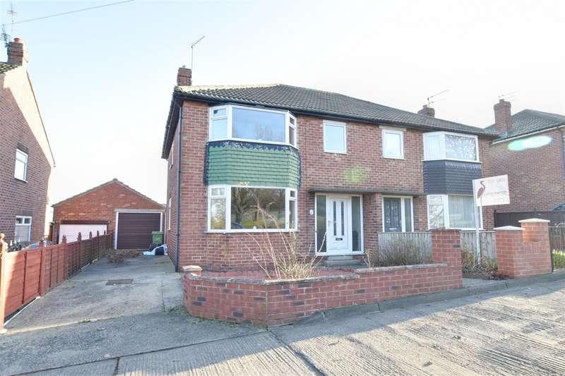 4 Bedrooms Semi Detached House for sale in Shields Road, Seaburn Dene, Sunderland