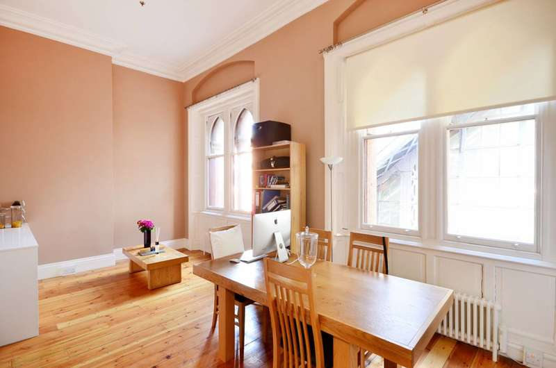 1 Bedroom Flat for sale in Euston Road, King's Cross, NW1