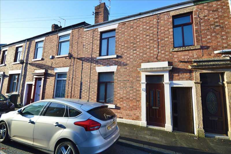 2 Bedrooms Terraced House for sale in Woodville Road, Chorley
