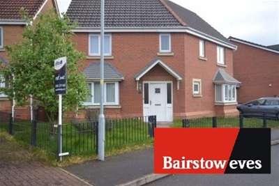 4 Bedrooms Detached House for rent in Wrenbury Drive, Bilston,, WV14