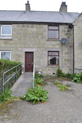 2 Bedrooms Terraced House for sale in Watermill Road, Fraserburgh, AB43
