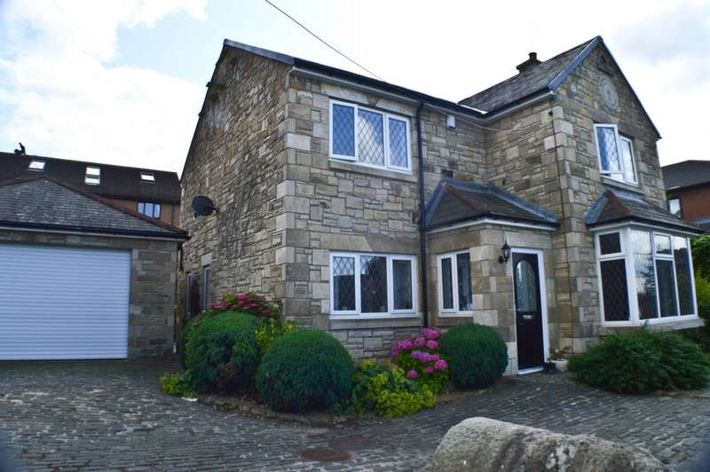 5 Bedrooms Detached House for sale in Beaumont Cottages, Prudhoe, NE42