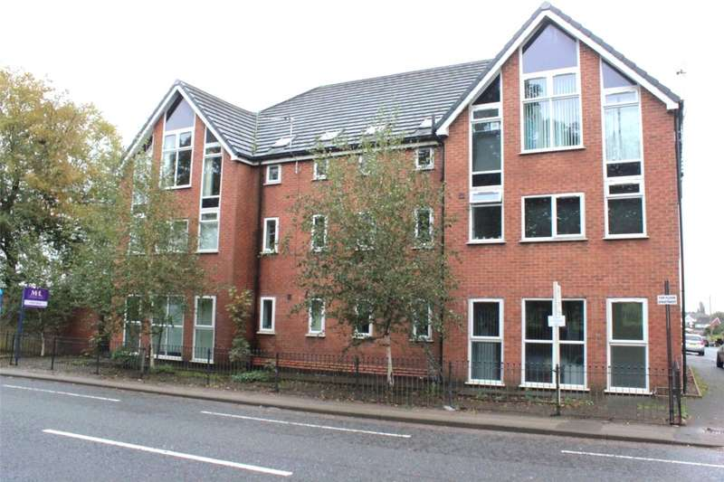 2 Bedrooms Flat for sale in Royal Court, Cowburn Street, Hindley, Wigan, WN2
