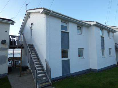2 Bedrooms Flat for sale in Victoria Court, Station Road, Rhosneigr, Sir Ynys Mon, LL64