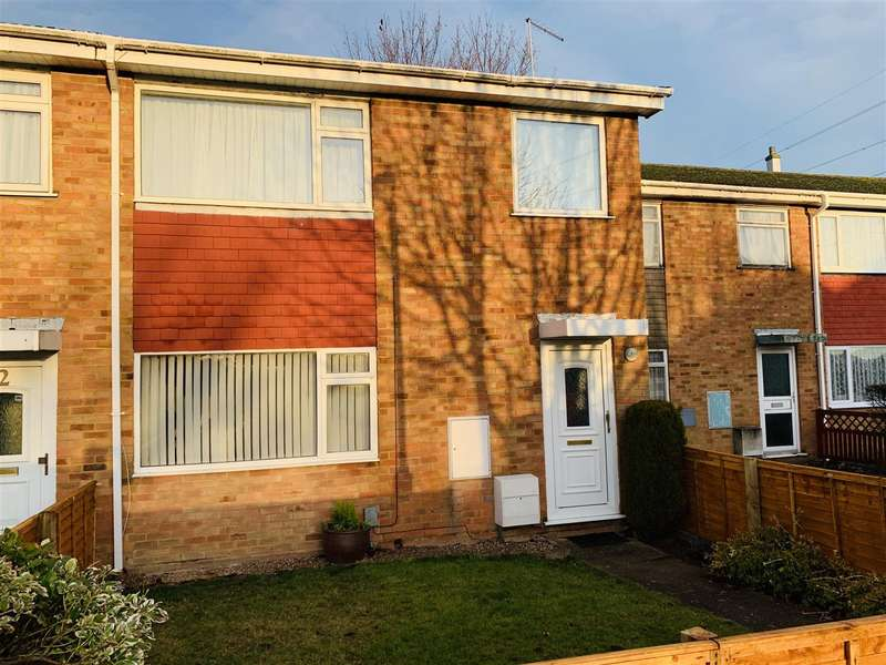 3 Bedrooms Terraced House for sale in Long Meadow, Houghton Regis, Bedfordshire